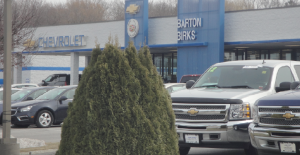 Barton Birks Chevrolet-Cadillac is located at Auto Park Plaza in the Town of Newburgh.