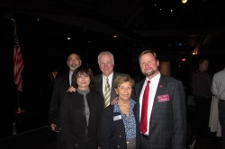 Hudson Valley chapter members at NYSCAR Dealmakers
