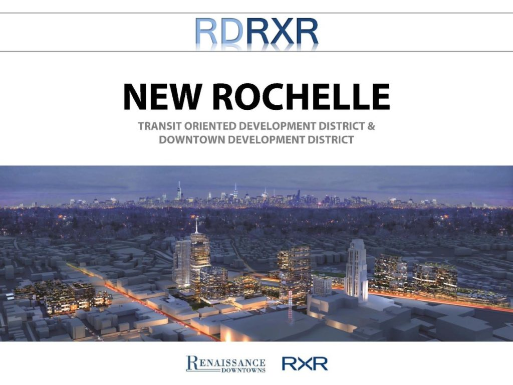 New Rochelle City Council Approves Massive Downtown
