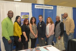The Westchester Residential Opportunites Booth at the Affordable Housing Expo