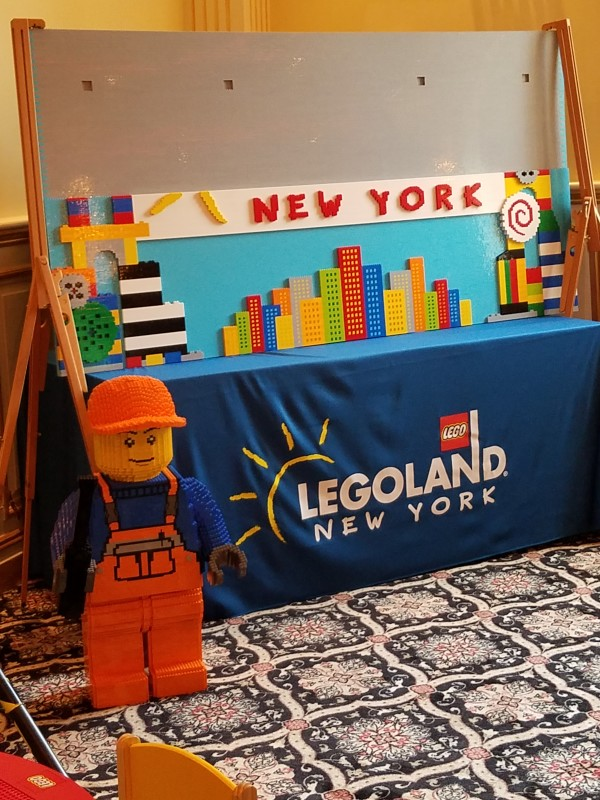The LEGOLAND New York project will require considerable local and state financial incentives to move forward.