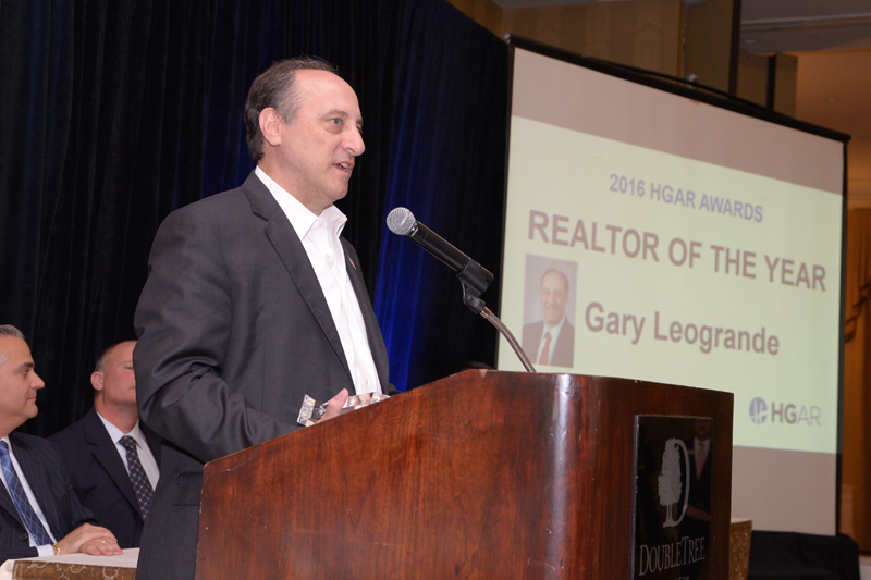 Gary Leogrande Named Realtor of the Year