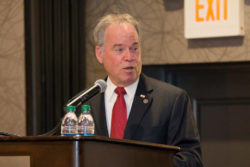 Rockland County Executive Ed Day at the 22nd Annual REDC Annual Luncheon.