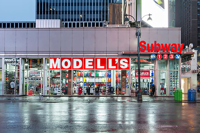 Modell's Files Bankruptcy; 137 Store Leases Available – Real ...